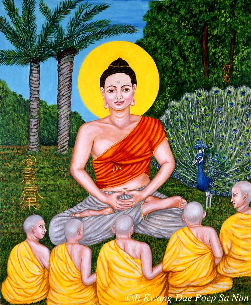 Buddha's First Dharma Speech